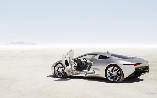 Фото обои Jaguar, C-XF, 333
