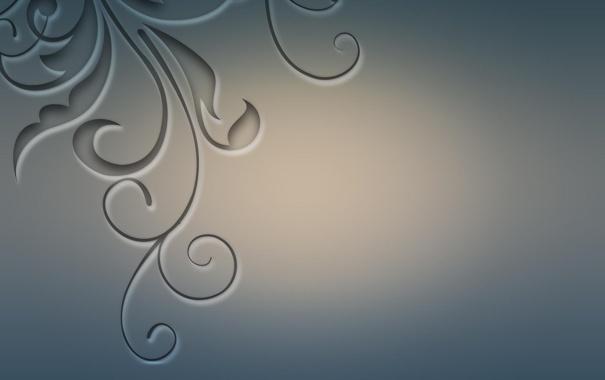 Фото обои фон, узор, лепестки, линия