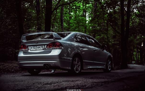 Фото обои машина, авто, фотограф, Honda, auto, photography, photographer