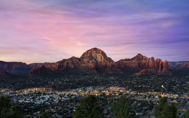 Фото обои United States, Arizona, Sedona