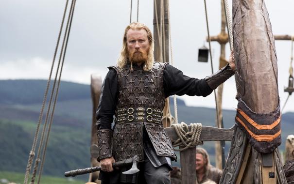 Обои сериал викинги 6