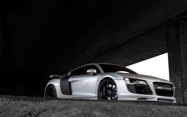 Фото обои Audi, Front, Razor