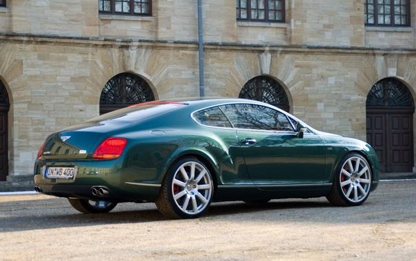 Фото обои car, машина, tuning, mtm, Bentley Continental GT Birkin Edition