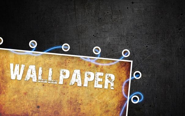 Фото обои бумага, черный, луч, метал, Wallpaper