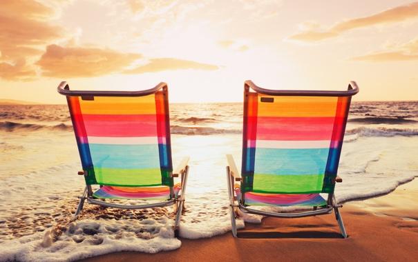 фото лето солнце пляж