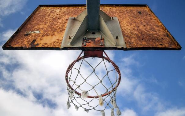 Фото обои спорт, кольцо, щит