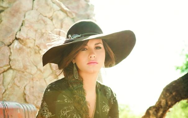 Фото обои актриса, певица, Demi Lovato