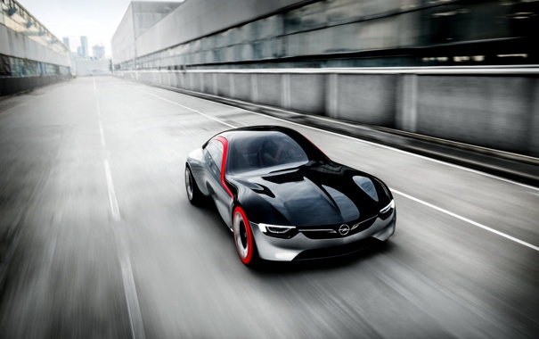 Фото обои опель, концепт, Opel, Concept