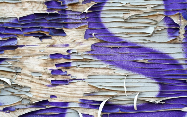 Фото обои white, wood, violet, spray paint, pattern