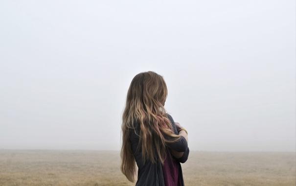 скачать картинку девушка со спины