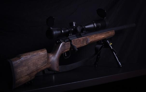 Фото обои оружие, винтовка, снайперская, Savage Mk II, FV-SR