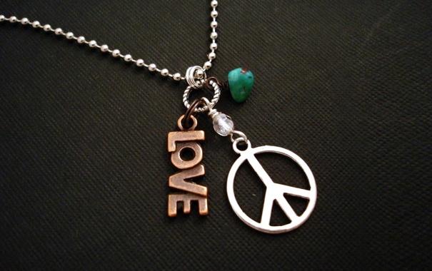Фото обои фон, обои, настроения, камень, love, цепочка, камешек