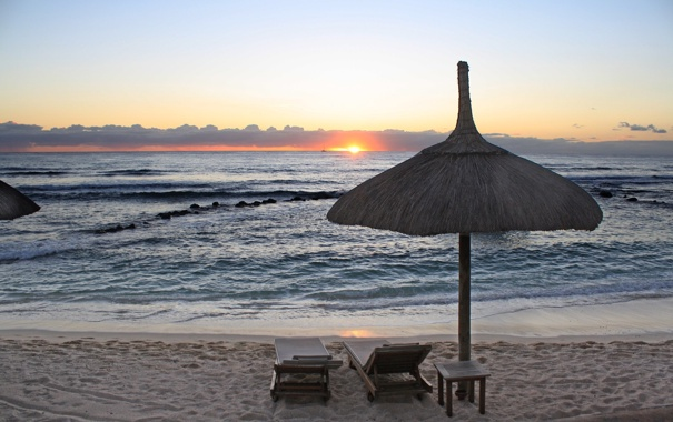 Фото обои песок, море, волны, пляж, лето, небо, вода