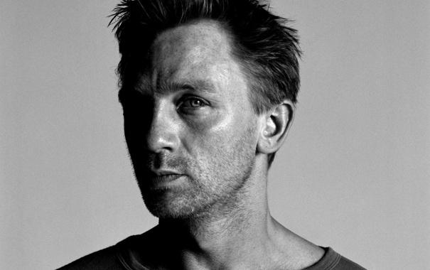 Фото обои Daniel Craig, Актёр, Мущчина