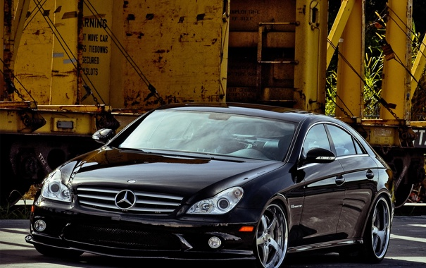 Фото обои CLS, Mercedes Benz, AMG, CLS 6.3