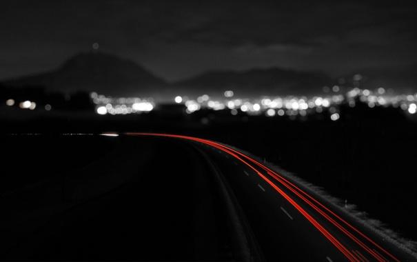 Фото обои дорога, бавария