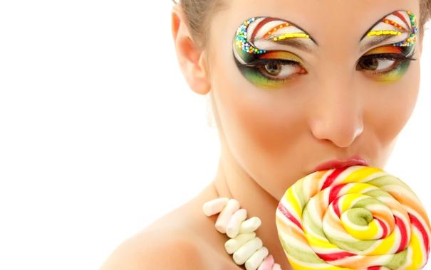 Hard candy makeup