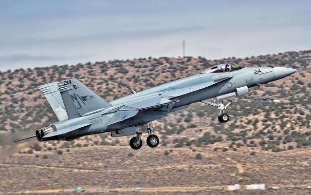 Фото обои оружие, самолёт, FA-18E Super Hornet