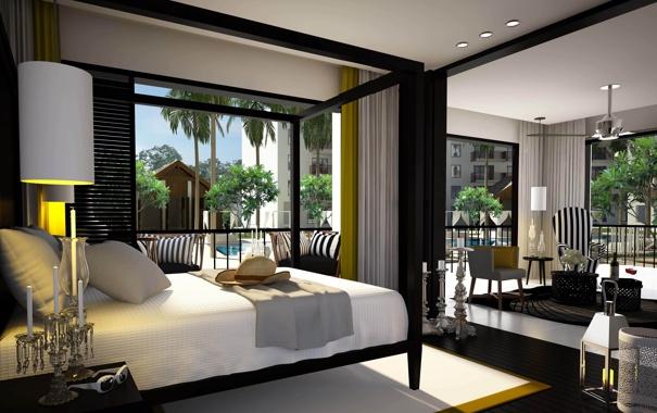 Фото обои дизайн, стиль, комната, интерьер, отель, Phuket