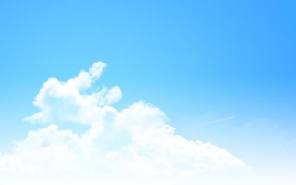 Фото обои облока, Природа, небо, фото