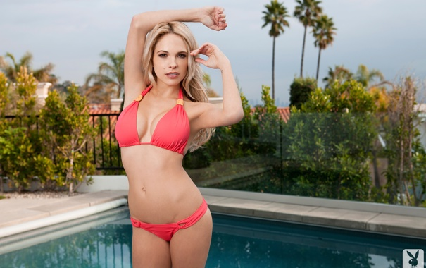 Фото обои купальник, модель, тело, Dani Mathers