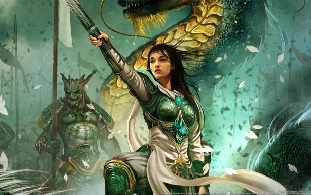 Фото обои Герои Меча и Магии, Gamewallpapers, Герои 6, Might & Magic Heroes 6, Меч и Магия