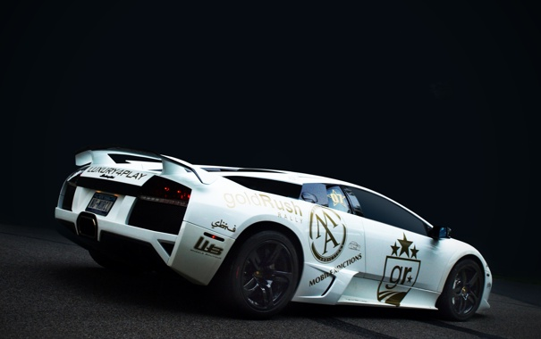 Фото обои спорт тюнинг, Murcielago, Lamborghini