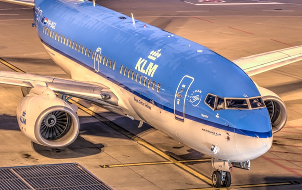 Фото обои авиация, аэропорт, самолёт, Boeing 737