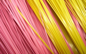 Обои провода, нити, цвет