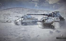 Обои танк, танки, WoT, Мир танков, Panther, tank, World of Tanks