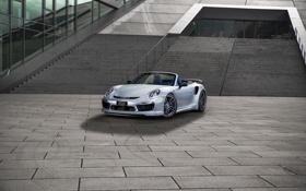 Картинка 911, Porsche, кабриолет, порше, Turbo, Cabriolet, турбо