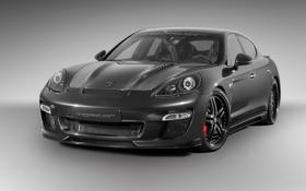 Картинка Porsche, topcar, panamera