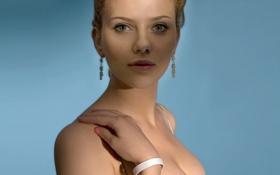 Картинка лицо, актриса, знаменитость, scarlett johansson, скарлет йоханссон