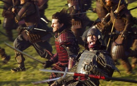 Картинка атака, битва, Том Круз, драма, Tom Cruise, The Last Samurai, Последний Самурай