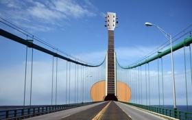Картинка United States, Sessions, Mississippi, Musical bridge