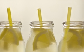 Обои фон, напиток, лимонад