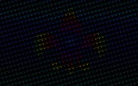 Картинка узор, спектр, наложение