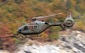 Обои Eurocopter EC635, авиация, вертолёт