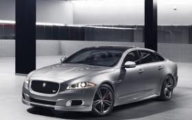 Обои авто, обои, Jaguar, ягуар, 2013, XJR