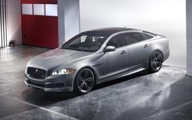 Обои Jaguar, ягуар, автомобиль, XJR