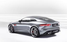 Обои Jaguar, concept, Ягуар, концепт, C-X16