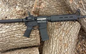 Обои оружие, версия, карабина, Пистолетная