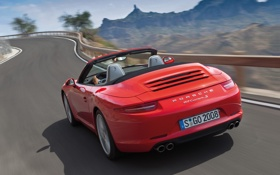 Обои авто, скорость, 911, porshe, cars, auto, photography