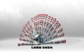 Картинка мульт, кунг фу, lord shen, панда 2