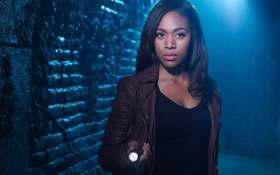 Картинка сериал, промо, Sleepy Hollow, Nicole Beharie, Abbie Mills, Сонная Лощина