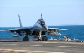 Картинка истребитель, многоцелевой, МиГ-29