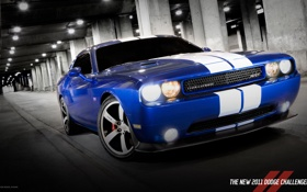 Картинка 2011, dodge, challenger, new