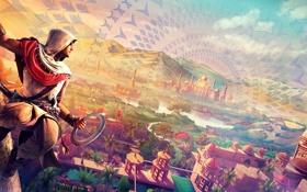 Картинка Индия, Assassins Creed, Ubisoft, Ассасин, India, Chronicles, Assassins Creed Chronicles