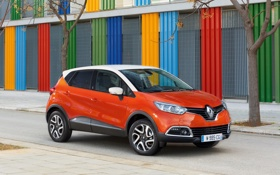 Обои car, Renault, auto, walls, reno, Captur