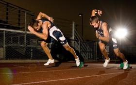 Обои спорт, бег, старт